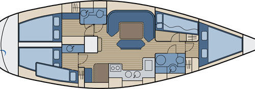S.M 44 plan interieur
